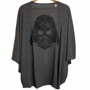 Star Wars Darth Vader Black Lace Dolman Cardigan